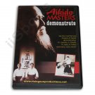 VD6440A  Japanese Aikido Masters Shioda Tohei Ueshiba Saito Demos DVD sword jo tanto
