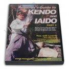VD6491A  Beginner Guide Kendo Iaido #2 DVD J Wilson RS-0202S Samurai Sword Shinai Katana