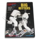 VD6753A     Legends Series Big Hitters Karate contact fights DVD martial arts kickboxing