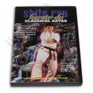 VD6813A     Japanese Kenwa Mabuni Shito Ryu Karate Do Classical Katas DVD Tomiyama #RS48