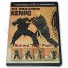 VD6878A     Ed Parker Chinese Kenpo Karate Training DVD Richard Planas kempo martial arts