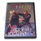 VD6086A   X-Treme Ed Parker Kenpo Karate DVD Larry Tatum empty hands knives staff weapons