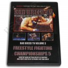 VD6103A  Hard Shooto NHB MMA Grappling Fighting Women Bad Breed Magazine #3 DVD New!