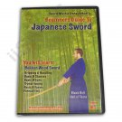 VD6796A  Beginner Guide Japanese Samurai Sword Bokken Wood Training DVD Dana Abbott