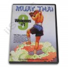 VD6674A  Muay Thai 9 Weapons Swords #1 DVD kickboxing kicking fighting tiger horse lion