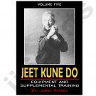 VT0651A-DVD  Jerry Poteet JKD #5 Training Equipment DVD Bruce Lee Heavy Bag Top Bottom