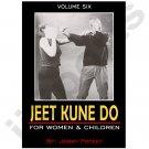 VT0661A-DVD  Jerry Poteet Joseph Jeet Kune Do #6 Women Girls Children DVD Bruce Lee