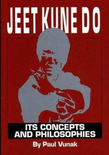 BU4100A Jeet Kune Do Its Concepts & Philosophies Book Paul Vunak Bruce Lee Jun Fan OOP