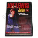 VD6779A Joe Lewis Karate Tournament Fighting Sparring Tactical Footwork DVD boxing spar