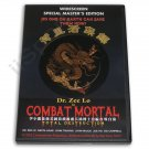 VD2003A Combat Mortal Total Destruction DVD Dr Zee Lo Nikita Agar Widescreen Master's Ed