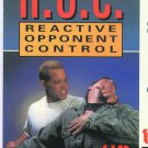 VU1351A R.O.C. Self Defense Reactive Opponent Control #1 VHS Video Woolridge Martial Arts headbutts