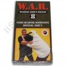 VU3292A Within Arm's Reach 8 Close Quarter Defense 3 VHS Video Stewart  bodyguard
