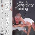 VT1141A-DVD  Barry Cuda Dynamic Filipino Kali #4 Sensitivity Training DVD Dan Chi Lop Sao New