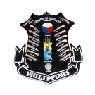 GP3003A LARGE Filipino Plaque Weapons of Philippines Moroland Mindanao Escrima Kali Arnis