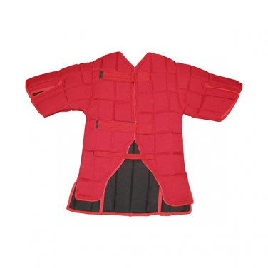 PS4014A XL Filipino Martial Arts Eskrima Kali Arnis Stick Fighting Contact Body Pad Coat