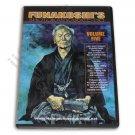 VD6807A  Funakoshi Shotokan Karate Do #5 DVD bunkai RS34