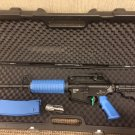 XP3285C TM4 T4E Ram .43 caliber 11mm M4 Paintball Assault Rifle Black Blue
