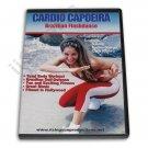 VD6822A Cardio Capoeira Brazilian Flashdance Exercise DVD Model Carla Ribeiro taebo