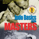 VD6853A  Judo Basics of Masters Kotani Kobayashi Yoda Otaki Samura DVD Sharp