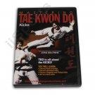 VD6721A  Mastering Tae Kwon Do Korean Karate Kicks DVD Master Park flying taekwondo