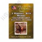VD6908A Mike Chaturantabut Leg Strengthening Conditioning Workout DVD karate kicks RS-0525