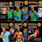VD7010P Mastering Pro Boxing MMA 6 DVD Set WBO Heavyweight Champ Ray Merciless Mercer