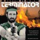 VD7063A Farewell Terminator movie DVD futuristic sci fi military furturistic action RS-0081