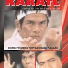 VD7227A Duel of Karate movie DVD martial arts action