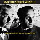 VD7269A Sherlock Holmes and the Secret Weapon DVD Basil Rathbone, Nigel Bruce WWII 1943