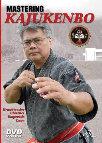 VD7276A Mastering Kajukenbo martial arts DVD GM Clarence Emperado