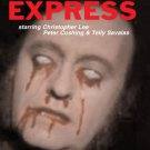 VD7281A Horror Express movie DVD Christopher Lee, Peter Cushing, Telly Savalas