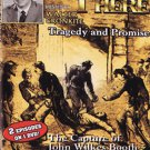 VD7299A 1950s Walter Cronkite You Are There TV - Tragedy & Promise DVD John Wilkes Booth