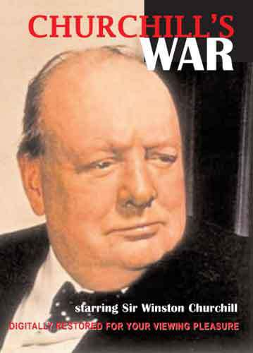 VD7309A Sir Winston Churchill War DVD WWII historical documentary