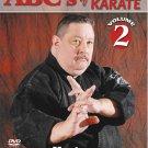 VD7315A ABCs Of Ed Parker Kenpo Karate #2 DVD Frank Trejo martial arts
