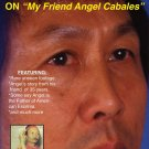 VD7364A Leo Fong On Angel Cabales DVD Filipino Martial Arts Escrima kali arnis