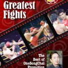 VD7424A Thailands Greatest Fights #2 OneSongChai DVD Immortal Muay Thai kickboxers