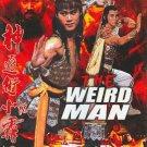 VD7591A The Weird Man movie DVD Ricky Cheng Tien-Chi Chang Cheh kung fu ninja action
