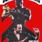 VD7609A Black Enforcers movie DVD karate martial arts action