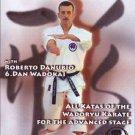 VD7446A Traditional Wadoryu Karate-Do #2 Advanced Katas DVD Danubio