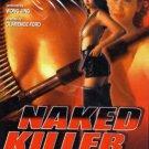VD7477A Naked Killer movie DVD Simon Yam Chingmy Yau action uncut version 2013
