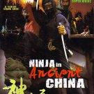 VD7570A Ninja In Ancient China movie DVD Dong Zhihua kung fu action