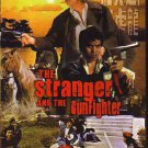 VD7574A Stranger and The Gun Fighter movie DVD kung fu western action