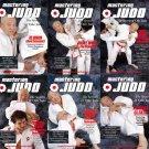 VD7122A  RS-0511 Mastering Judo 10 DVD Set Toshikazu Okada Hal Sharp