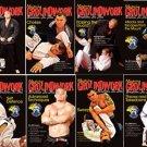 VD7628A Mastering Groundwork Brazilian Jiu Jitsu MMA 8 DVD Set Lira
