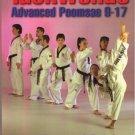 BO9829A MDW-174 Tae Kwon Do Advanced Poomsae 9-17 Book Castellanos Tucci