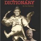 BO9837A MDW-204 Goju Ryu Dictionary: Plus History of Goju Book Warrener