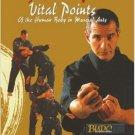 BO9873A MP-147 Kyusho Jitsu: Vital Points Human Body in Martial Arts Book