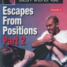 VD5177A PAUL03-D  Paulson Best Defense #3 Escapes from Positions #2 DVD