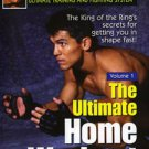 VD5184A SHAM01  Frank Shamrock Training & Fighting #1 Ultimate Home Workout DVD