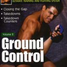 VD5185A SHAM02-D  Frank Shamrock Training & Fighting #2 Ground Control DVD
